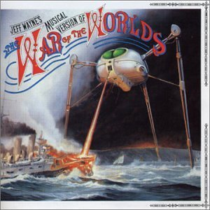 War of the Worlds - Muzikál 2CD