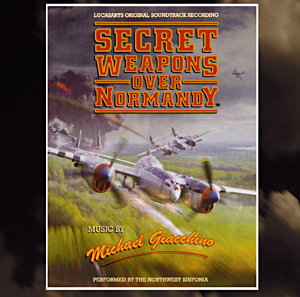 Secret Weapons Over Normandy 2CD