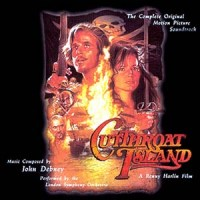 Ostrov hrdlořezů - Cutthroat Island 2CD