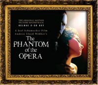 Fantom opery - The Phantom of the Opera 2CD Deluxe Edition