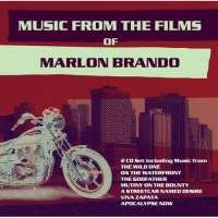 Music From the Films of Marlon Brando 2CD