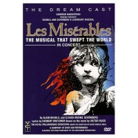 DVD Les Miserables - The Dream Cast in Concert VYP