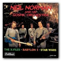 The X-Files / Babylon 5 / Star Wars - Neil Norman & his Cosmic O
