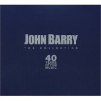 John Barry The Collection: 40 Years Of Film Music 4CD