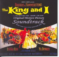 Král a já -The King And I /1956/ musical