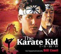 Karate Kid 1,2,3,4 4CD VYP