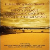 The Film Music of Hans Zimmer Film Music 2CD