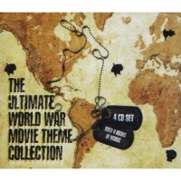The Ultimate World War Movie Theme Collection 4CD