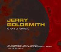 Jerry Goldsmith - 40 Years Of Film Music 4CD