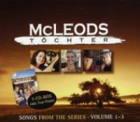 McLeodovy dcery - McLeod's Daughters 3CD  1+2+3