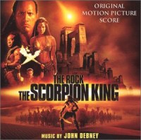 Král Škorpion - The Scorpion King - Score