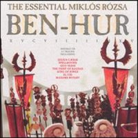 Ben Hur: The Essential Miklós Rósa 2CD