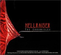 Hellraiser The Chronicles 3CD - VYP