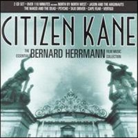 Citizen Kane: The Essential Bernard Herrmann 2CD