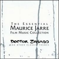 The Essential Maurice Jarre Film Collection 2CD