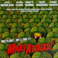 Mars útočí - Mars Attacks ! VYP